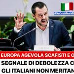 Salvini non mollare