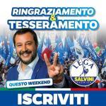 Grimoldi: Nei prossimi due fine settimana la Lega sarà presente in tutte le piazze della Lombardia con banchetti e gazebo per il tesseramento per l'anno 2019
