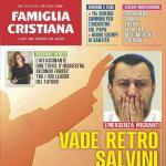 Grimoldi: Stupisce l'attacco politico portato da Famiglia Cristiana al ministro Matteo Salvini