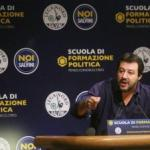 REFERENDUM: SALVINI, DAL 13/11 TOUR IN CAMPER PER CAMPAGNA NO