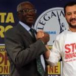 Immigrazione: Iwobi (Lega), Alfano e Renzi si dimettano