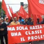 Grimoldi, Primo Maggio: a Milano la sinistra fa sfilare gli immigrati con le bandiere rosse e dimentica gli operai lombardi che stanno perdendo il posto!