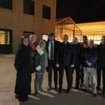 Grimoldi: Questa sera sono stato in visita all'azienda di orticoltura della famiglia Marconi a Roverdella (MN)