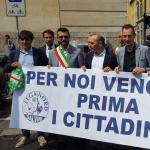 Migranti: protesta sindaci Lega, no a protocollo Milano Presidio davanti a prefettura per firma con Minniti