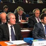Grimoldi: In questi giorni sto partecipando ai lavori della sessione dell'Assemblea Osce a Minsk del gruppo Silk Road, dove si sta discutendo di collegamenti infrastrutturali tra l'Europa e l'Asia